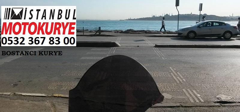 Bostancı Moto Kurye, İstanbulmotokurye.com