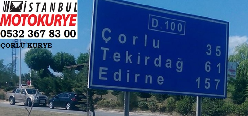 Çorlu Kurye, İstanbulmotokurye.com