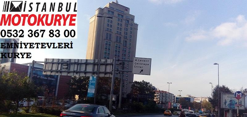 Emniyetevleri Kurye, istanbulmotokurye.com